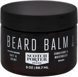 The Manly Things - Scotch Potter Beard Balm