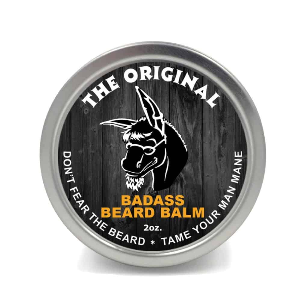 The Manly Things - Badass Beard Balm