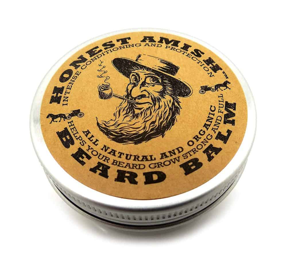 The Manly Things - Honest Amish Beard Balm