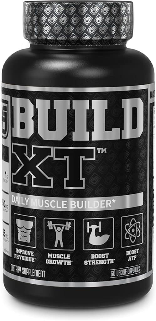 Build-XT - Best weight gain tablets