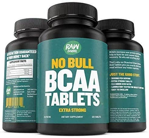Raw Barrel's - Best Weight Gain Pills