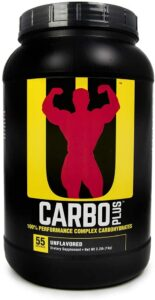 Carbohydrate Supplements - The Manly Things