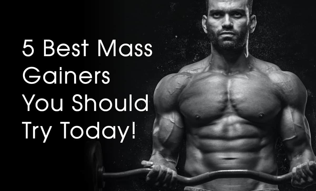 5 Best Mass Gainer You Should Try Today! - ManThinks