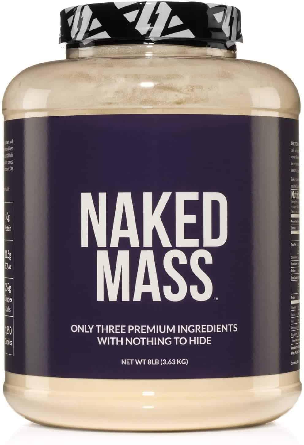best mass gainer