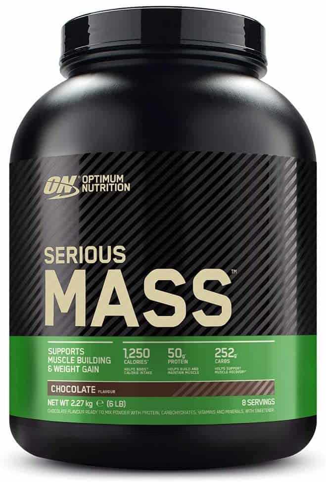 best mass gainer - themanlythings.com